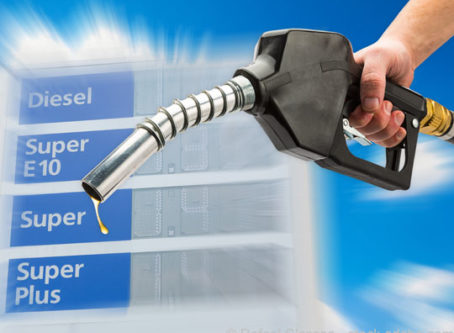 Officials in four states pursue fuel tax changes