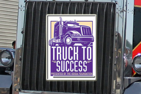 OOIDA Truck to Success course for those interested in being owner-operator