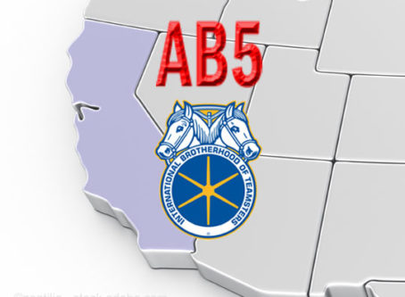 Teamsters, California's attorney general asks Ninth Circuit to review AB5 case