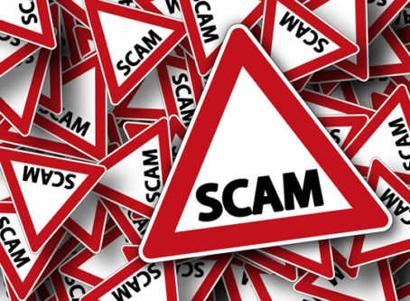 FMCSA or scam scams