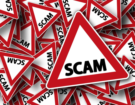 FMCSA or scam scams scammers