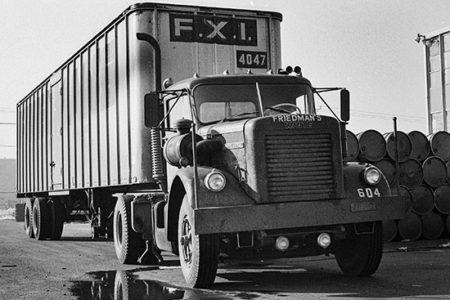 Trucking in 1968
