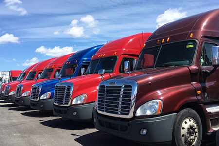Used Truck Glut
