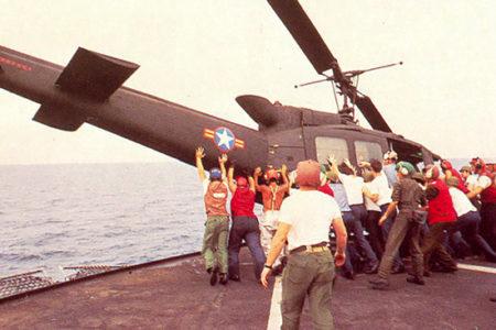 Vietnam, U.S.S. Kirk
