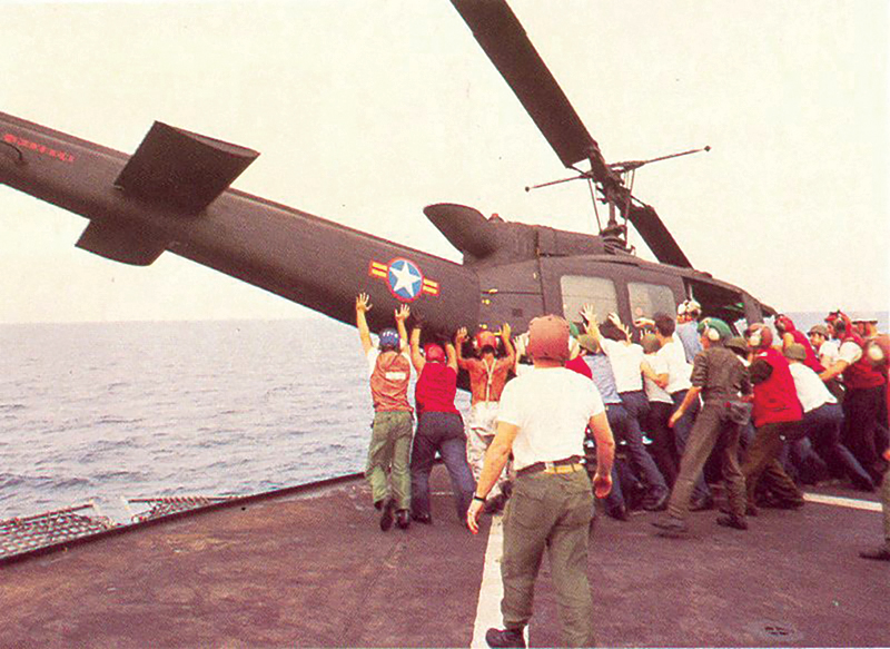 USS Kirk, South Vietnam