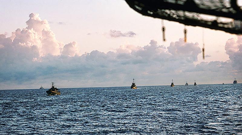 South Vietnam navy