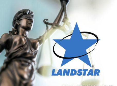 Lady Justice, Landstar, scales of justic