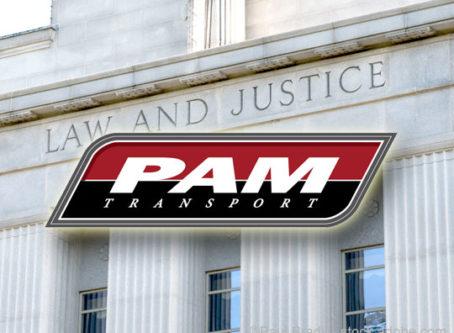 P.A.M. Transport court case