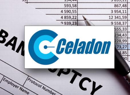 Celadon bankruptcy