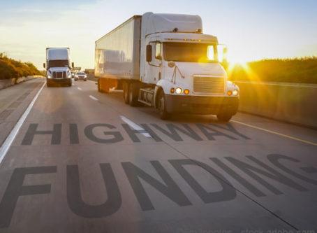 highway funding, road funding