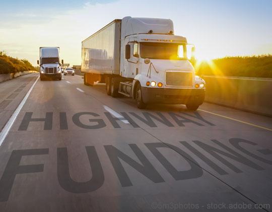 highway funding, road funding COVID-19