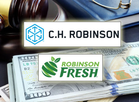 Farmers seek class action status in $1.1 billion lawsuit against C.H. Robinson