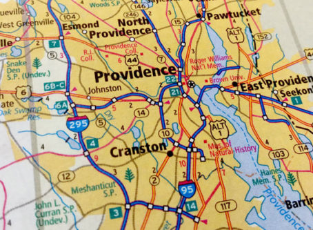 Rhode Island to double truck-only toll rate at Providence gantry
