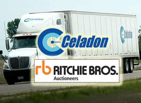 Judge names Ritchie Bros. as auctioneers for Celadon fleet