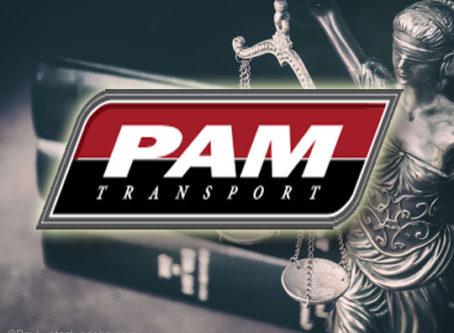 P.A.M. Transport settles trucker wage lawsuit