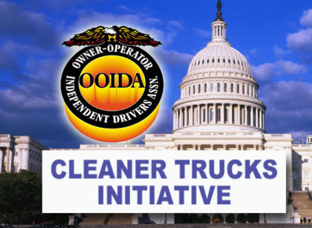OOIDA: NOx emission rules must not price smaller truck drivers out of business