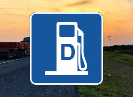 diesel fuel symbol