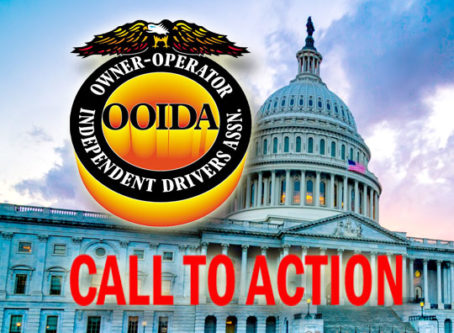 OOIDA call to action on trucks-only VMT tax