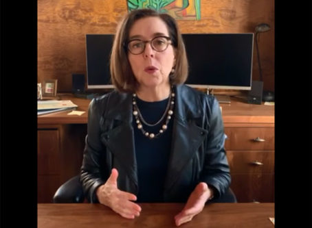 Oregon Gov. Kate Brown chides GOP lawmakers for walking out on cap and trade debate
