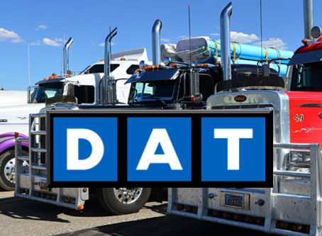 DAT Solutions: Load volumes edge up