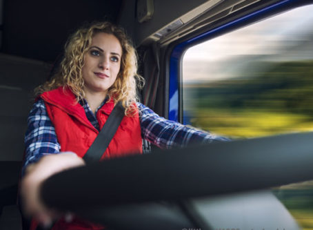 Study about crimes against female, minority truckers heading to White House OMB