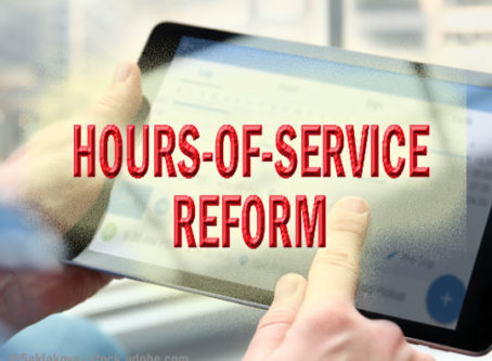 hours of service reform graphic