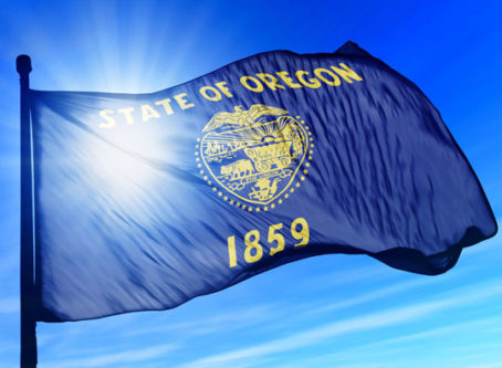 Oregon flag cap and trade