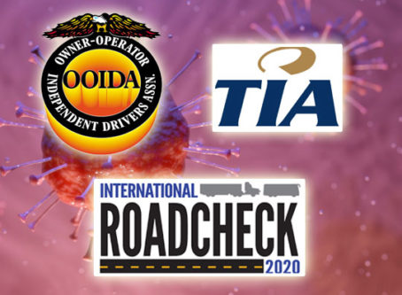 OOIDA teams up with TIA to put brakes on Roadcheck