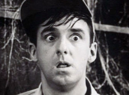 Jim Nabors as Gomer Pyle, USMC On hearing thanks for truckers.
