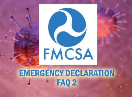 FMCSA emergency declaration questions answered