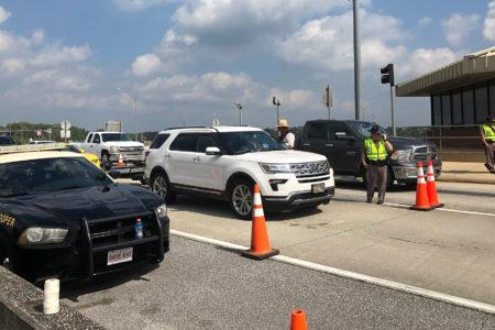 Florida governor orders border checkpoints
