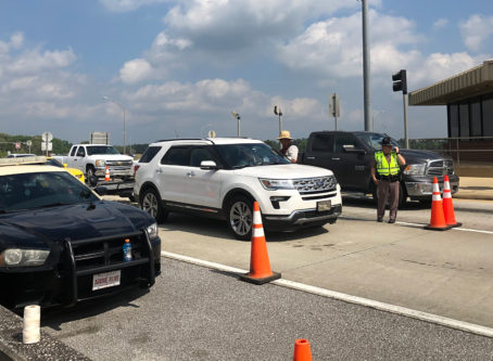 Florida governor orders border checkpoints