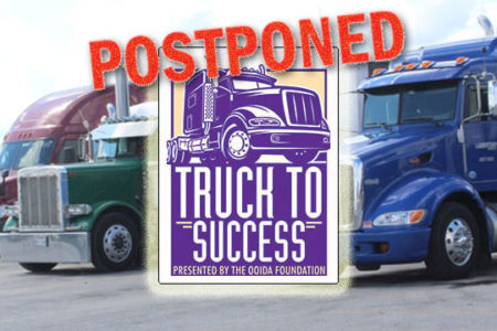 Truck to Success course postponed