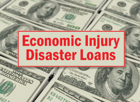Economic Injury Disaster Loan program accepting applications