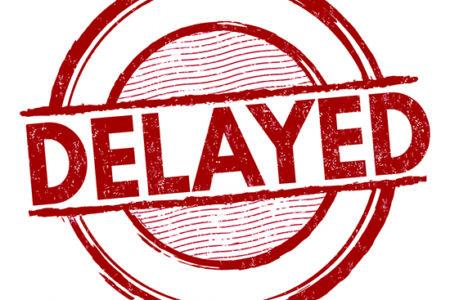 UCR fees delayed