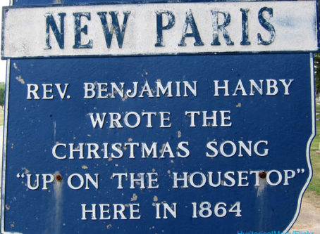 New Paris sign, courtesy HystericalMark/Flickr