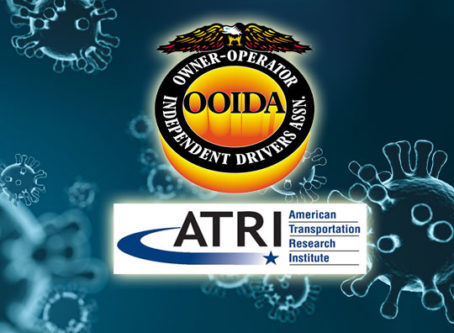 OOIDA, ATRI team up for COVID-19 survey