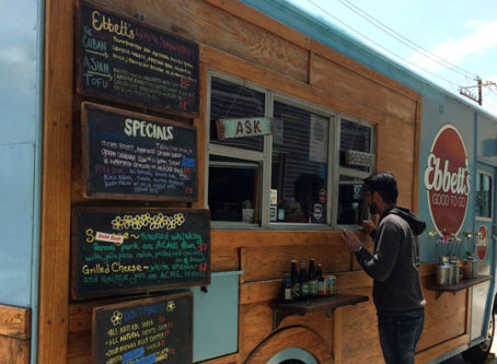 FHWA gives states permission to allow food trucks at rest areas