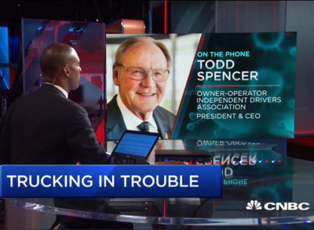 Truckers need testing, OOIDA president tells CNBC