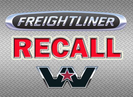Recall Freightliner, Western Star