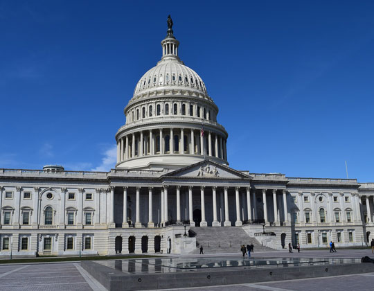 U.S. Capitol, Congress COVID-19 personal conveyance