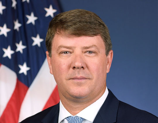 FMCSA acting Administrator Jim Mullen