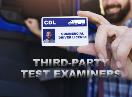 FMCSA grants waiver to permit third-party CDL test examiners