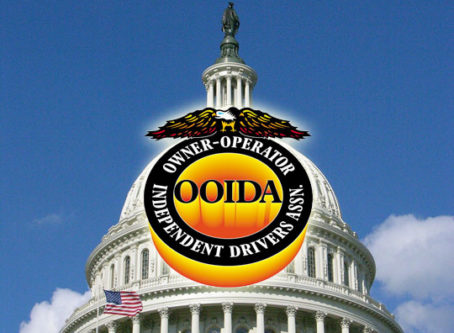 OOIDA defends truckers' rights and eplains truckers' issues at at U.S. Capitol