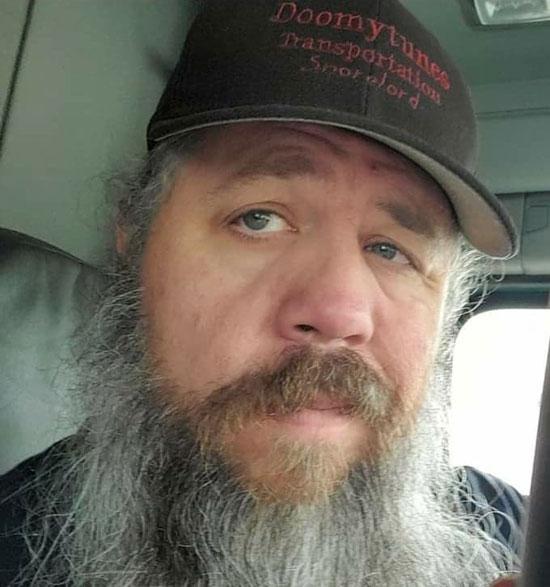 OOIDA member and owner-operator Steve Allington