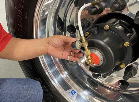 tire pressure inflation system