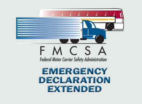 FMCSA extends emergency declaration until June 14