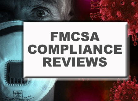 FMCSA to conduct compliance reviews remotely during pandemic
