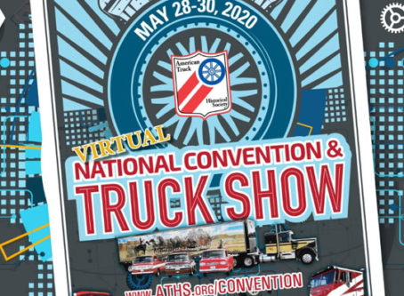 ATHS kicks off virtual truck show on May 28