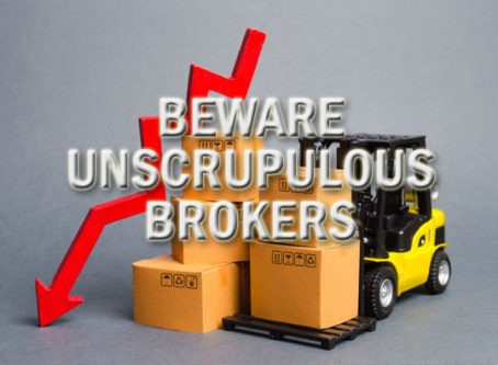 OOIDA sets sights on unscrupulous brokers broker